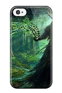 New Premium Flip Case Cover Sorcerer Skin Case For Iphone 4/4s