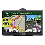 Car GPS Navigation (7 inch/8GB) Vehicle GPS Navigation System with Built-in Lifetime Maps,FM