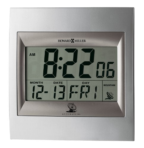 Howard Miller 625-236 Techtime II Wall Clock