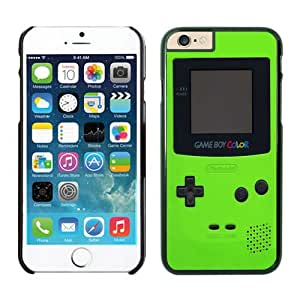 iPhone Cases,6 iphone case colors,cool iphone cases, cute iphone cases, Green Gameboy Iphone 6 (4.7-inch) Cases Black Cover