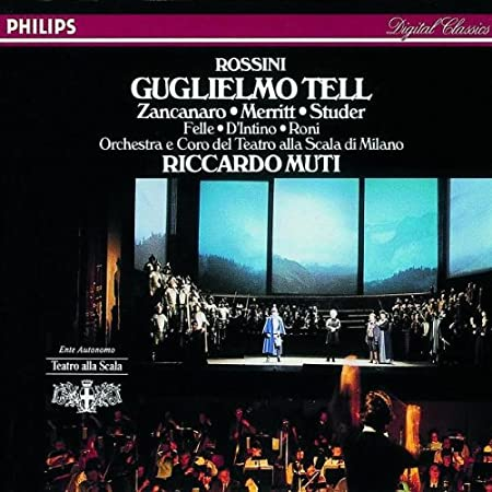 Rossini: Guglielmo Tell (William Tell)
