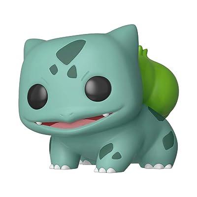 Funko Pop! Games: Pokemon - Bulbasaur: Toys & Games
