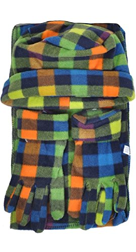 Mixed Style Fleece Womens Winter