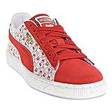 Puma Suede Classic x Hello Kitty Bright Red/Bright
