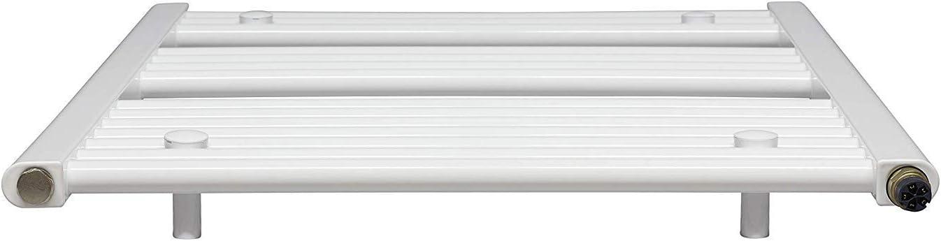 Badheizk/örper elektro mit 4 Timer elektrischer Handtuchheizk/örper weiss gerade Badheizk/örper elektrischGREEN 1475h x 600b Handtuchtrockner Elektrobadheizk/örper