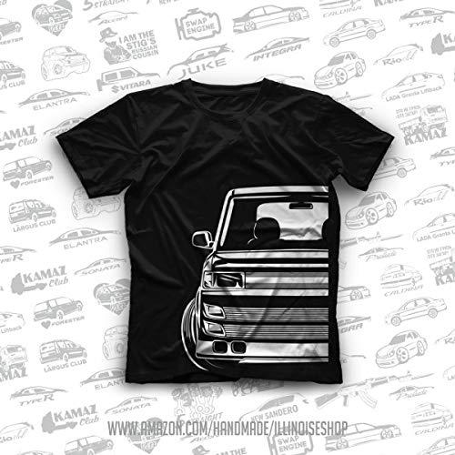 Scion xB Toyota bB Tuning Original T-Shirts 100% Cotton Free -