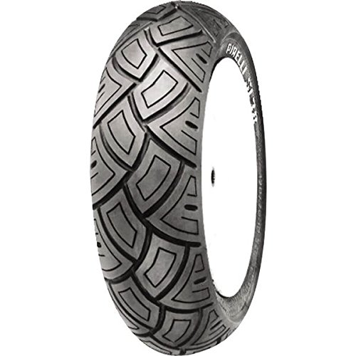 Pirelli SL 38 Unico Touring Scooter Tire - Rear - 120/70-10 , Position: Rear, Tire Size: 120/70-10, Tire Type: Scooter/Moped, Rim Size: 10, Load Rating: 54, Speed Rating: L 0843400 by Pirelli