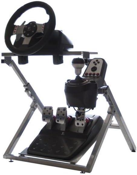 GTR Racing Simulator GS Model Steering Wheel Cockpit Gaming Stand GTR Simulator GS-S