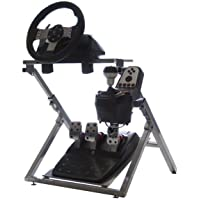 GTR Racing Simulator GS Model Steering Wheel Cockpit Gaming Stand