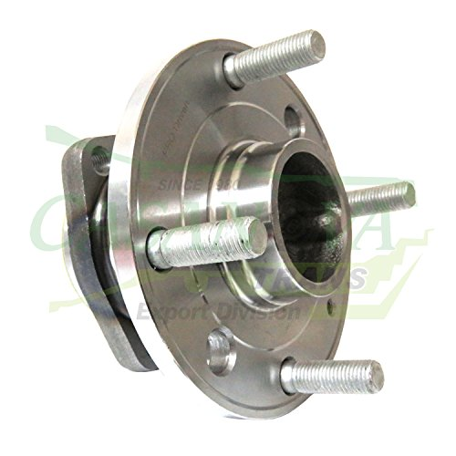 Rear Wheel Bearing and Hub Assembly fits 2005 Chevrolet Epica