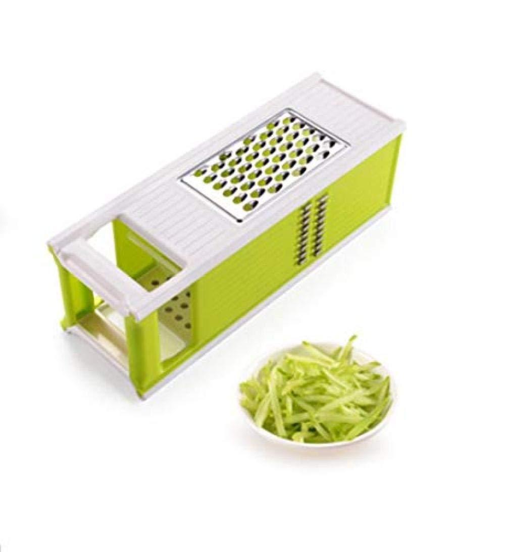 SJXmeet Manual Food Chopper Vegetable Cutter Multi-Function Chopper Kitchen Cutter Potato Grater by SJXmeet