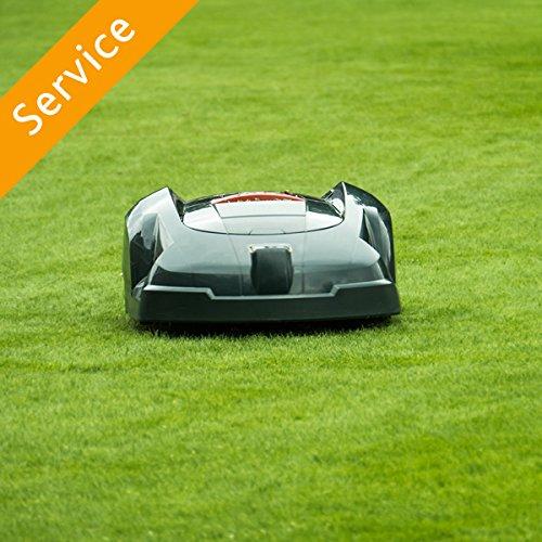 Mower Ace (Robotic Lawn Mower Setup)
