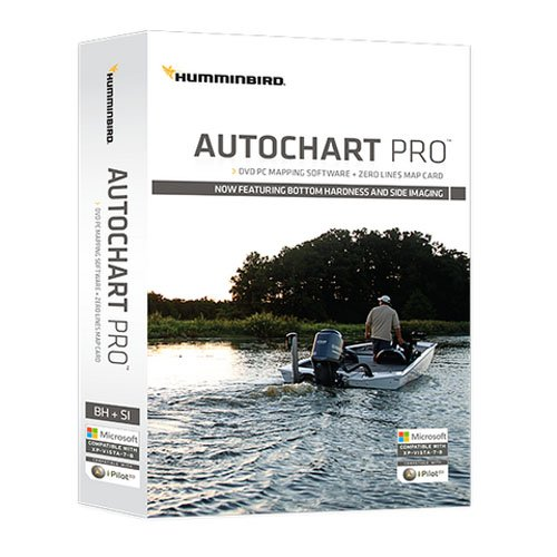 Humminbird AutoChart PRO Map Card