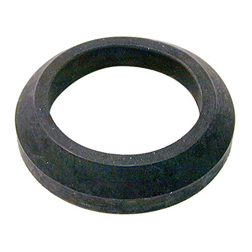 Danco 88912 Tank To Bowl Spud Gasket, For Use With Mansfield Toilets, Rubber, Black
