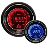 EGT Exhaust Gas Temperature Gauge- EVO Series Red