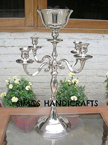 Buy antique silver candelabra