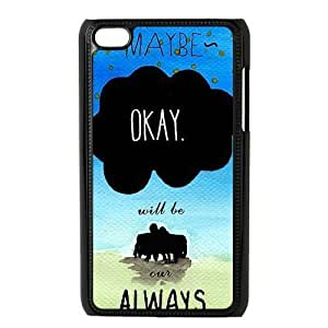 Custom The Fault In Our Stars Back Cover Case for ipod Touch 4 JNIPOD4-339 Kimberly Kurzendoerfer