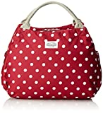 New Looxs Tosca handbag with polka dots, red [Sports]