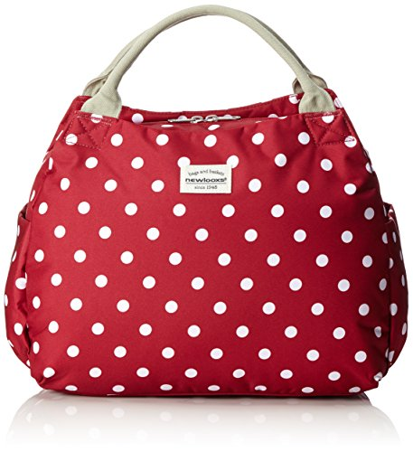New Looxs Tosca handbag with polka dots, red [Sports] by New