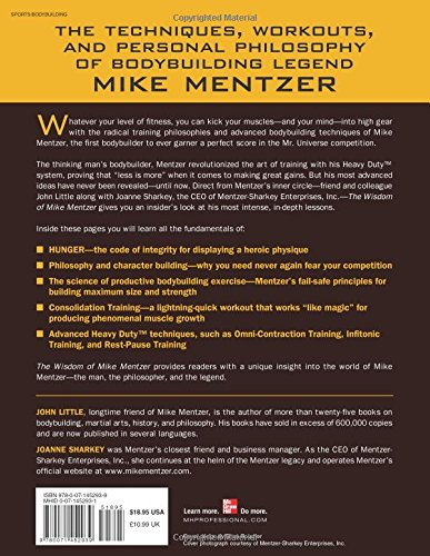 high intensity training the mike mentzer way pdf