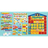 All-in-One Schoolhouse Calendar