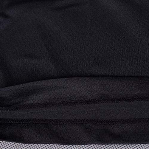 Haut Précoce Keerads Hiver Sportwear Bodybuilding Manches Printemps Rouge Tops Séchage shirt Peau Fit Slim Fitness Automne T Courtes Rashguard À Été O Hommes Running cou gaqErwxa