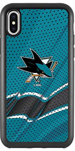 huge discount 7bbe0 573ca Amazon.com: San Jose Sharks - Home Jersey Design on Black ...