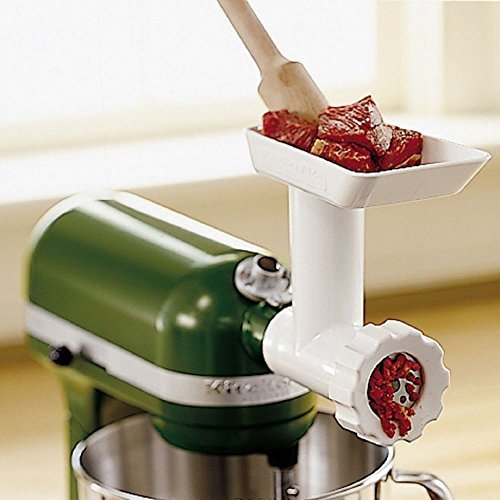 Kitchenaid Food Meat Grinder Chopper Attachment Stand Mixer Kitchen Home (Kitchenaid Stand Mixer Meat Grinder)