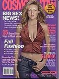 Cosmopolitan Magazine September 2003 Magdalena Wrobel