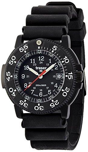 traser watch BK STORM PRO Rubber P6504.930.35.01 Men's [regular imported goods]
