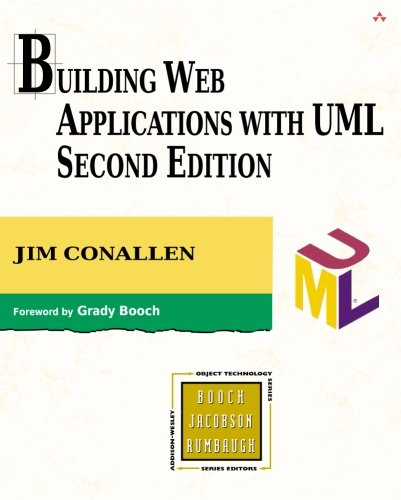 Building Web Applications with UML (2nd Edition) by Addison-Wesley Professional