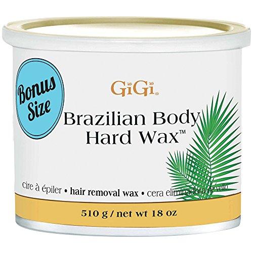 GiGi Brazilian Body Hard 18ounce product image