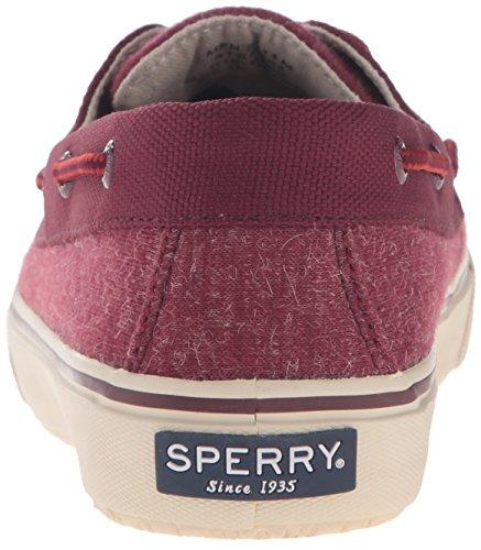 Sperry Top-Sider Mens Bahama 2-Eye Fashion Sneaker Red bOKRr2W