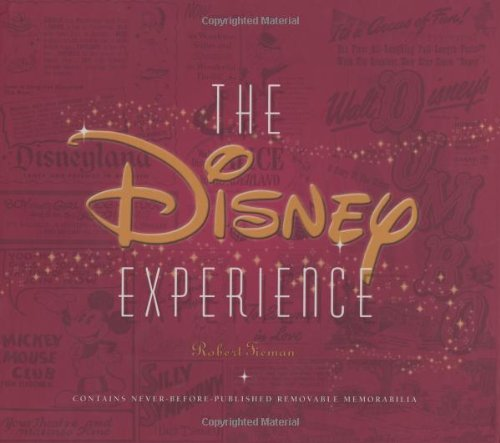 Read Online Disney Experience PDF