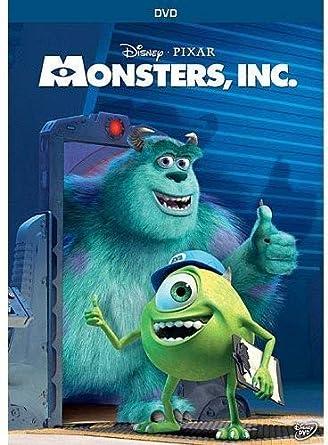 Amazon Com Monsters Inc By Disney Pixar Movies Tv