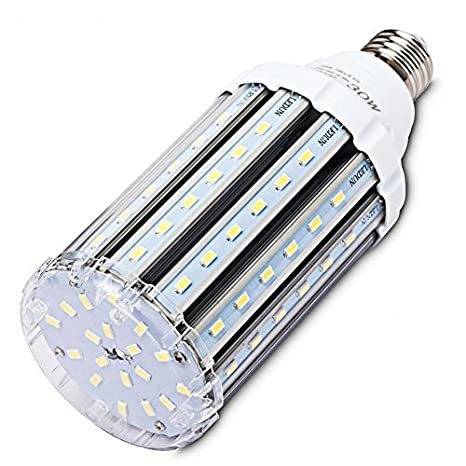 Wenscha - Bombilla LED, E27, 30 W, lámpara tipo mazorca ideal para una