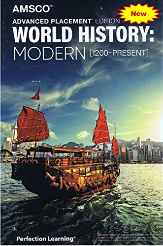 Advanced Placement World History: Modern (United States History Preparing For The Ap Exam)