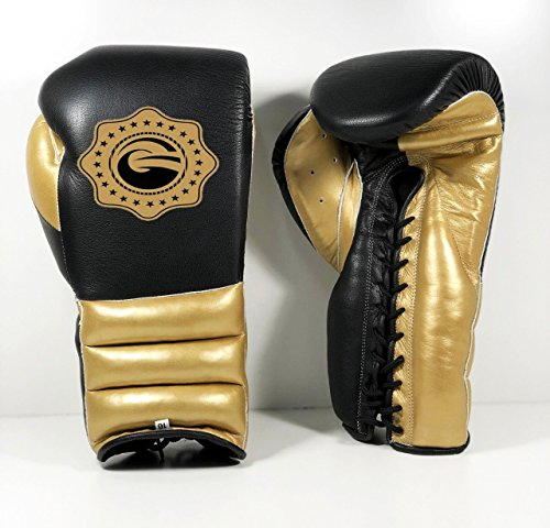 Best Professional And Training Boxing Gloves GAINZ 100% Cowhide Leather by Gainz