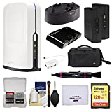 SlingStudio Hub Portable Wireless Broadcast HD Video Production Unit + Battery Pack + 2x Wireless CameraLinks + USB-C Expander + 128GB Card + Case Kit