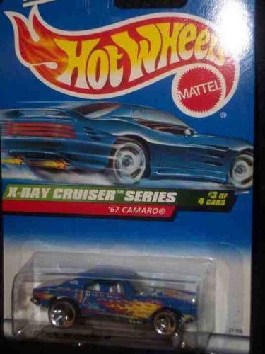 hot wheels camaro 1967 - 2
