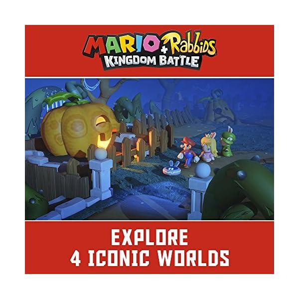 Mario + Rabbids Kingdom Battle - Nintendo Switch Standard Edition 6
