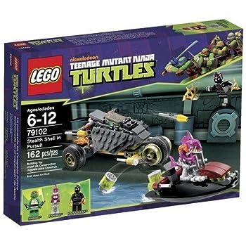 Teenage Mutant Ninja Turtles - Stealth Shell in Pursuit - 79102