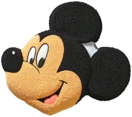 Wilton Novelty Cake Pan, Mickey Mouse Clubhouse -