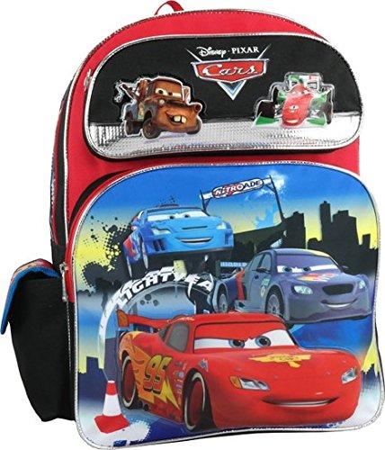 Disney Pixar Cars Large Backpack