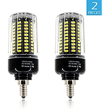 bwl led corn light bulb 120 watt equivalent 115 led 1500 lm 5000k cool white 15w 5730 smd. Black Bedroom Furniture Sets. Home Design Ideas