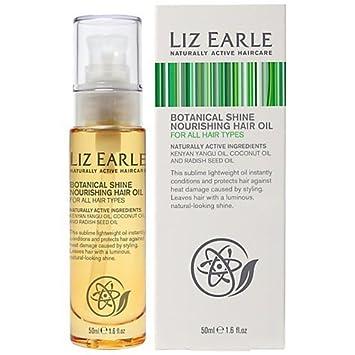 Liz earle oil