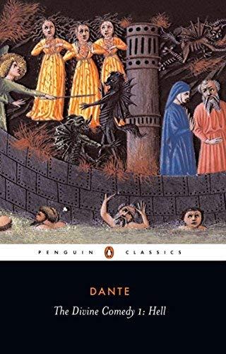 The Divine Comedy, Part 1: Hell (Penguin Classics) by Dante Alighieri (1950-06-30)