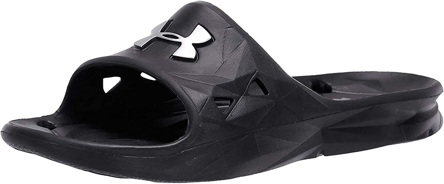 Under Armour Men's Locker III Slide Sandal