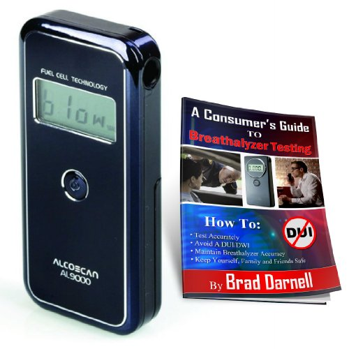 AlcoMate-AccuCell-AL9000-Alcohol-Breathalyzer-and-FREE-Breathalyzer-Tester-Guide-Wired-Magazine-Editors-Pick-Fuel-Cell-FREE-2-3-Day-Air-Shipping