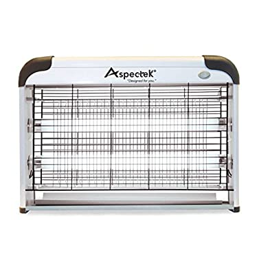 Aspectek 20W Electronic Bug Zapper, Insect Killer for Residential & Commercial use